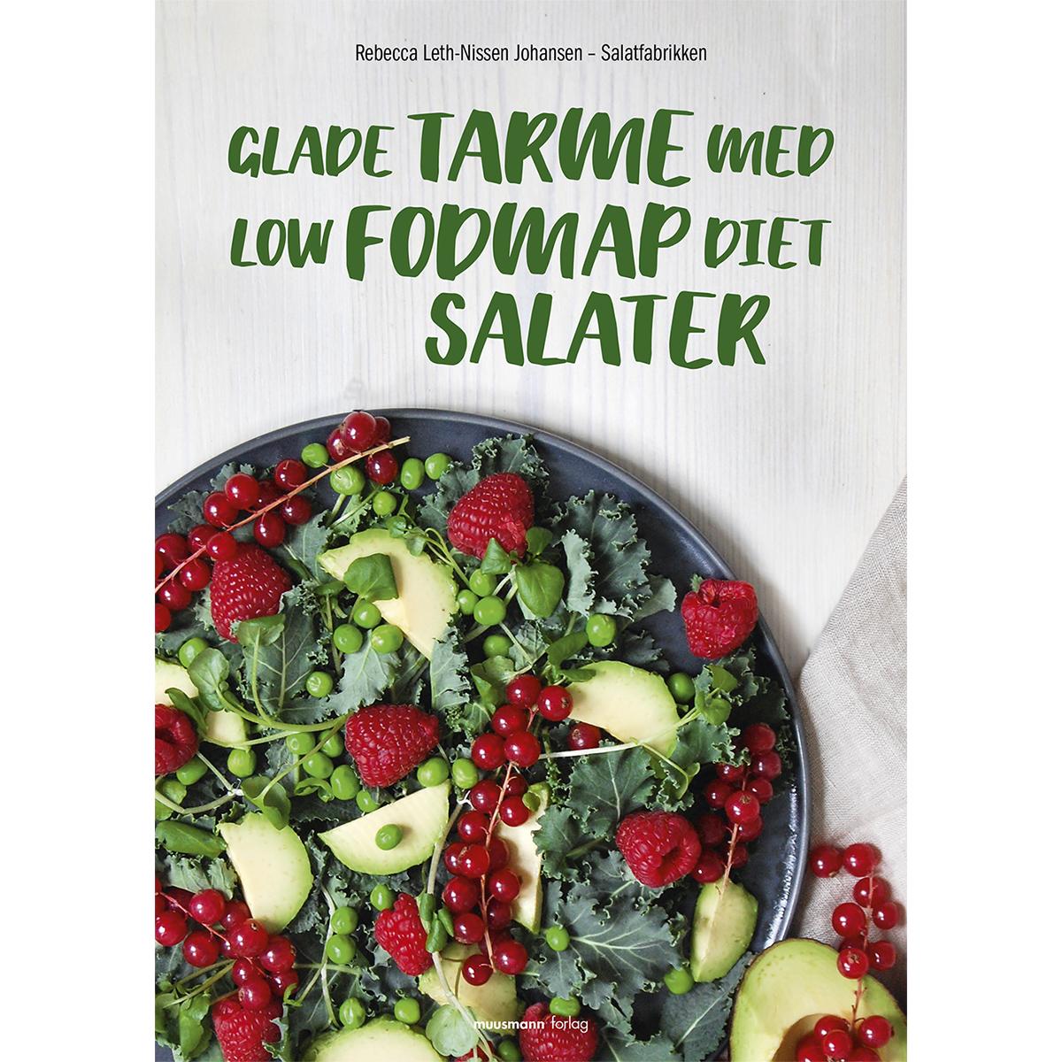 Image of   Glade tarme med low FODMAP diet-salater - Paperback