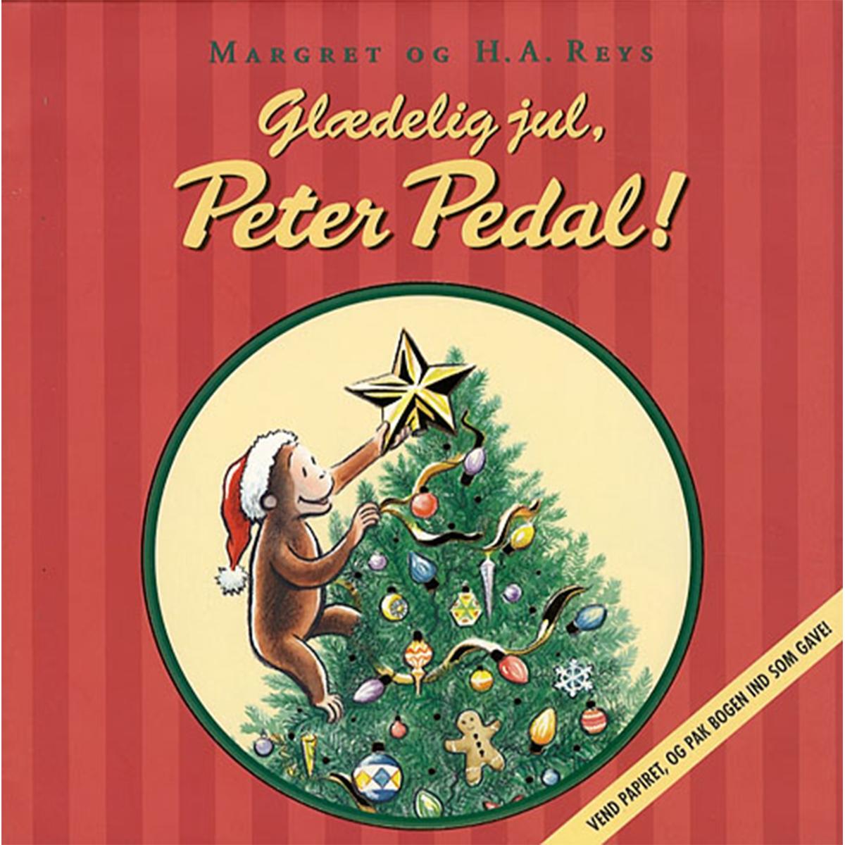 Image of   Glædelig jul, Peter Pedal - Indbundet