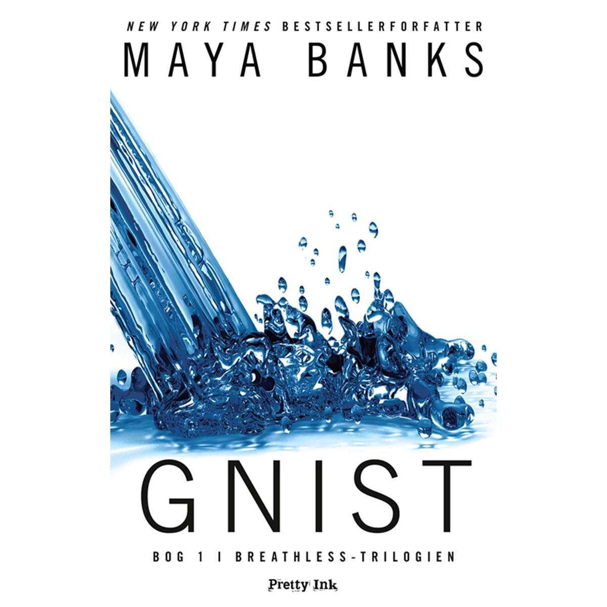 Image of   Gnist - Hæftet