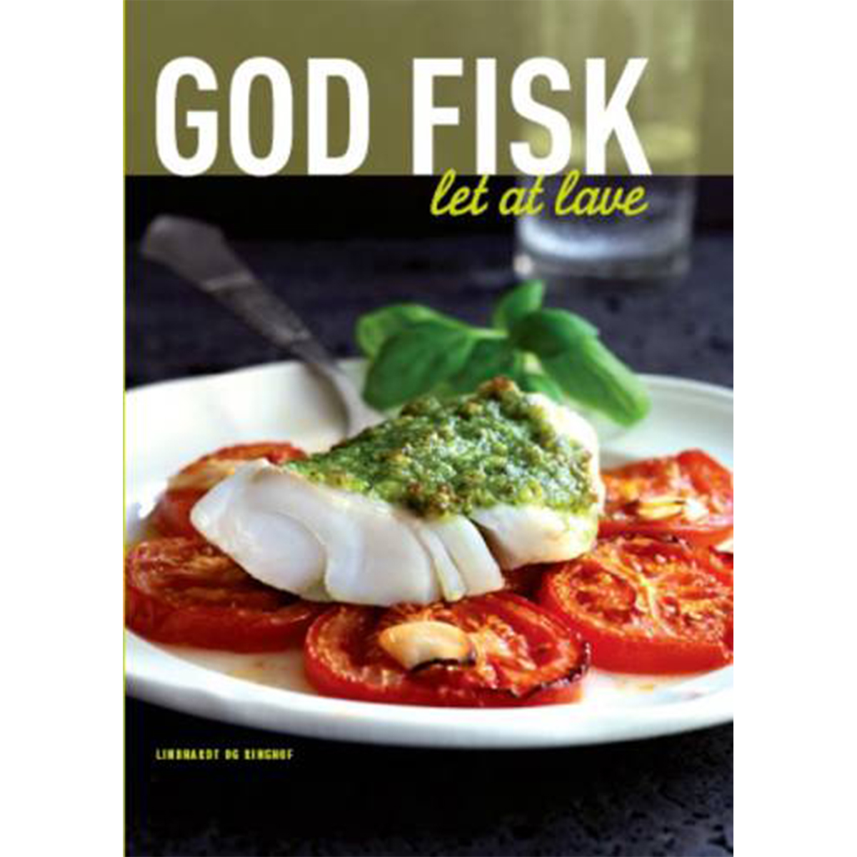 Image of   God fisk let at lave - Hardback
