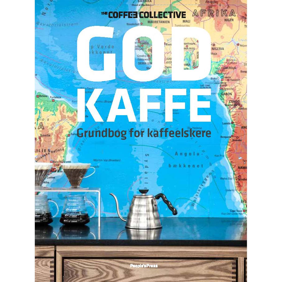 Image of   God kaffe - grundbog for kaffeelskere - Indbundet