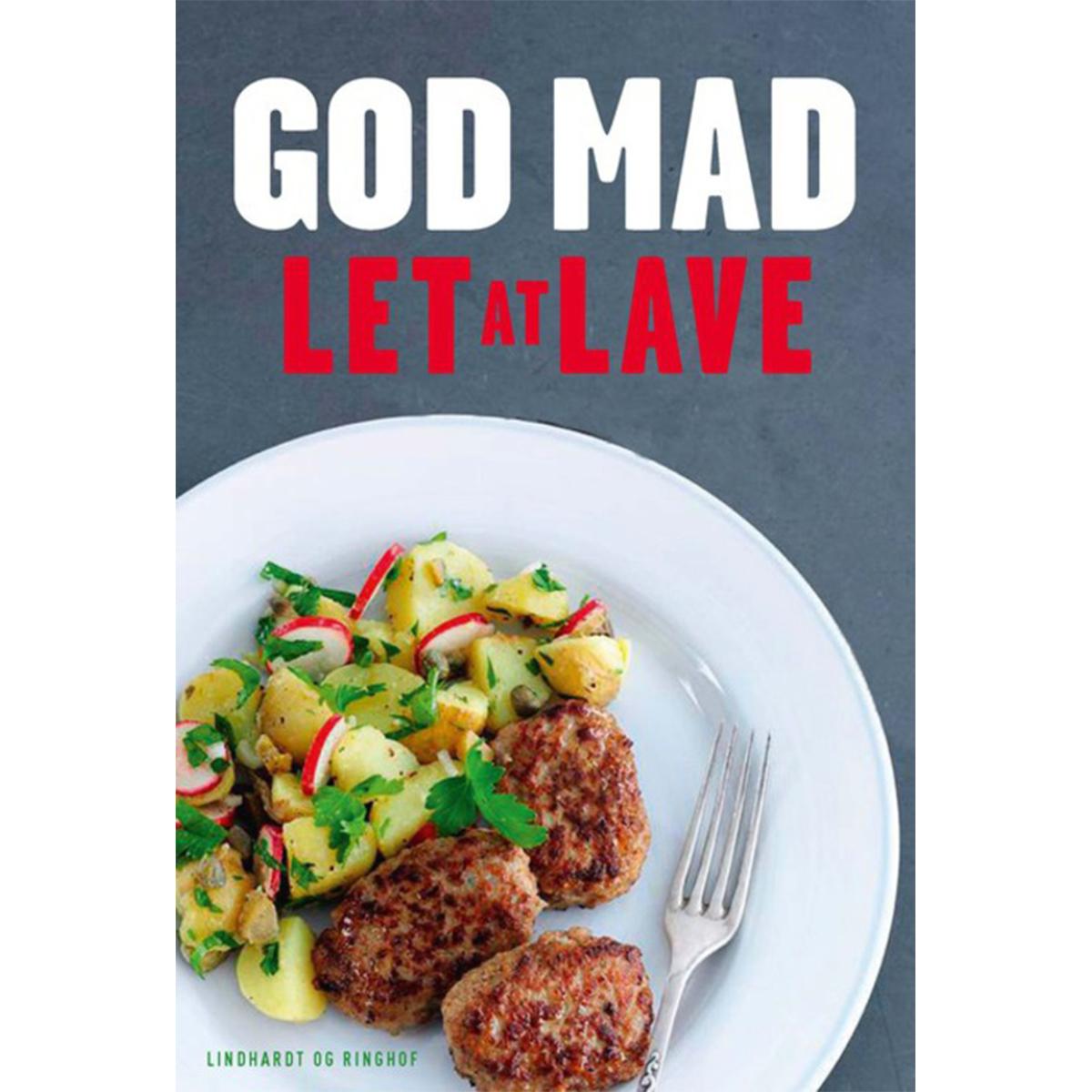 Image of   God mad - let at lave - Indbundet