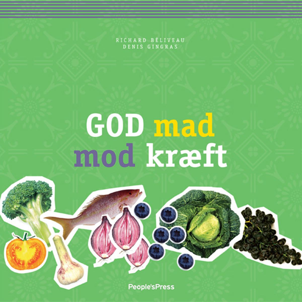 Image of   God mad mod kræft - Hæftet