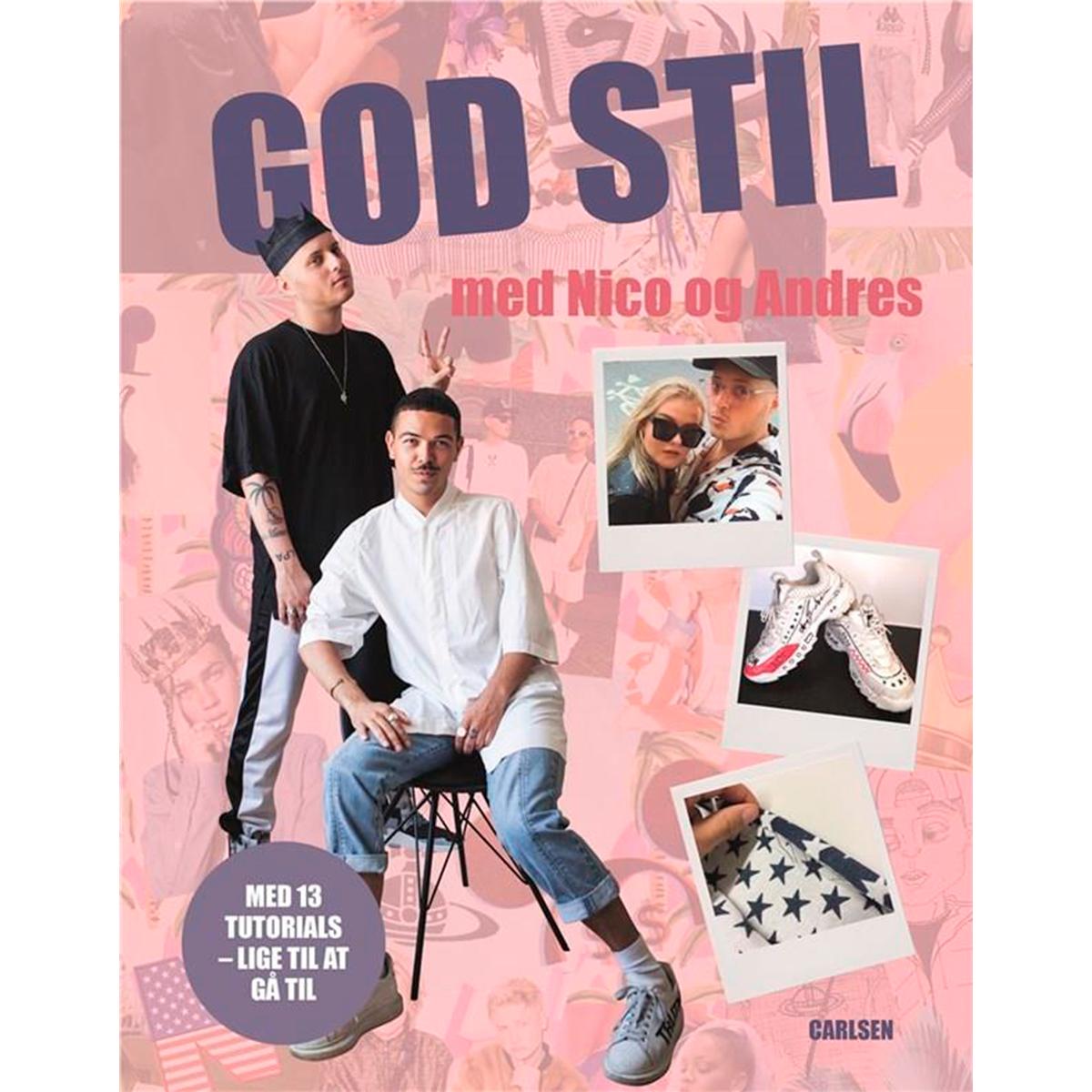 Image of   God stil med Nico og Andres - Hæftet