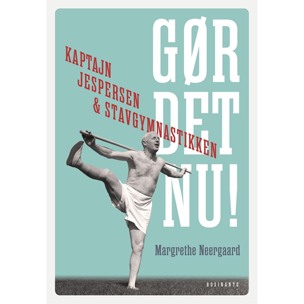 Gør det nu! - Kaptajn Jespersen og stavgymnastikken - Indbundet