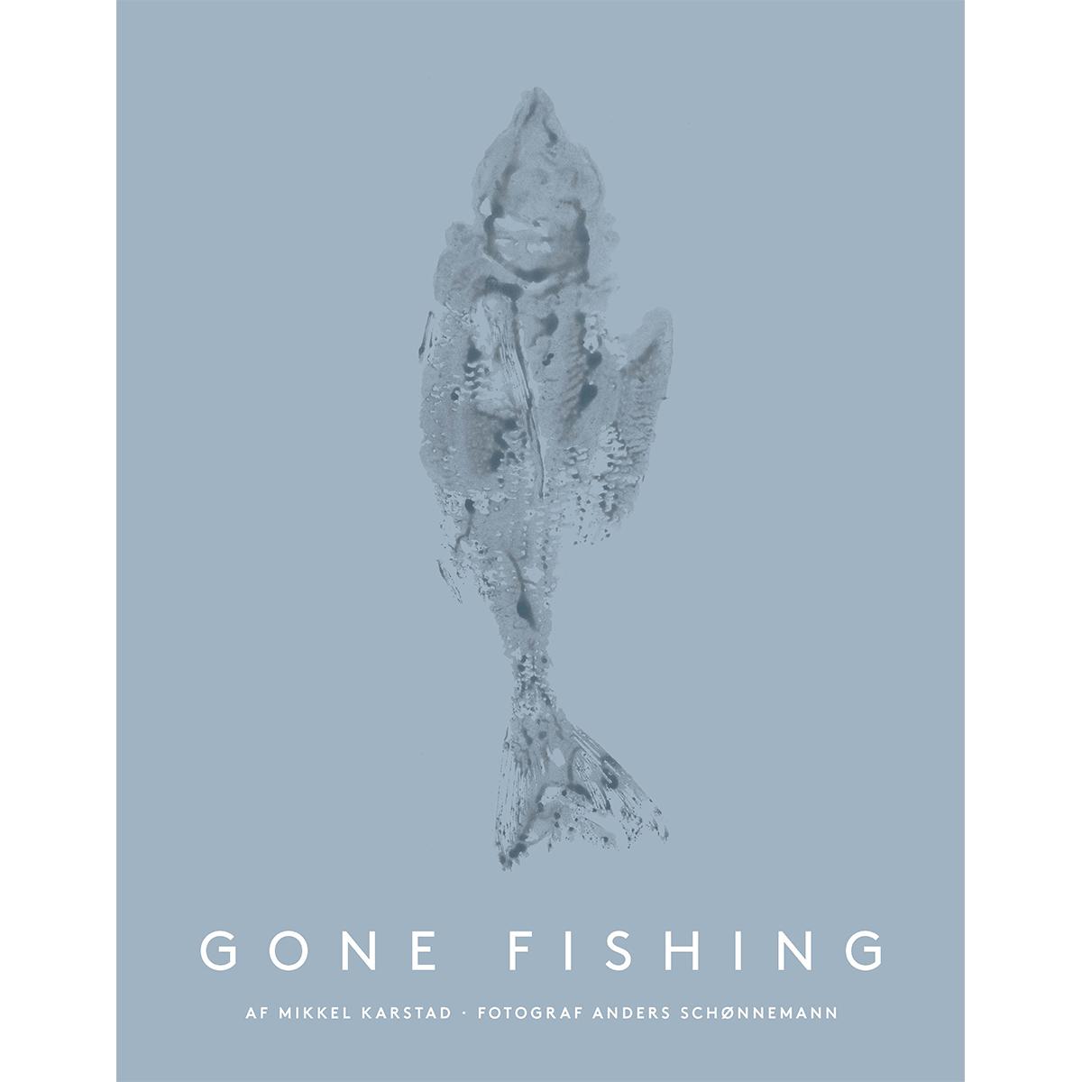 Image of   Gone fishing - Indbundet