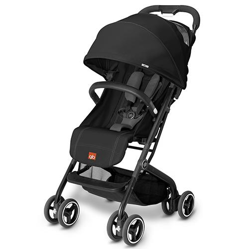 Good Baby paraplyklapvogn - Qbit - Sort