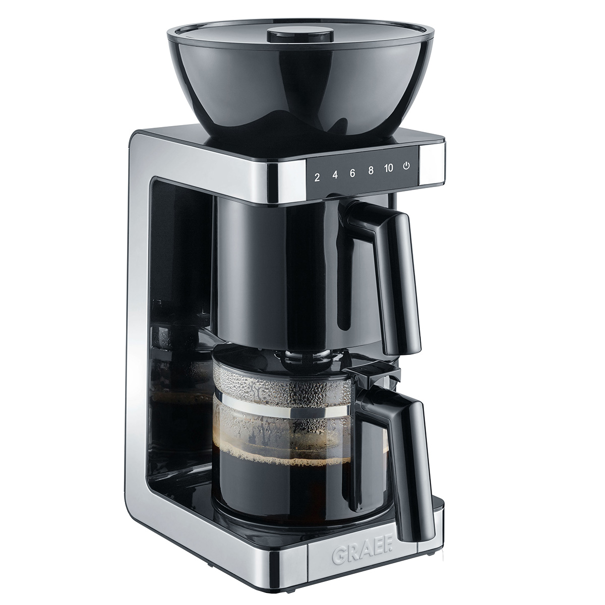 Image of   Graef kaffemaskine - FK 702 - Sort