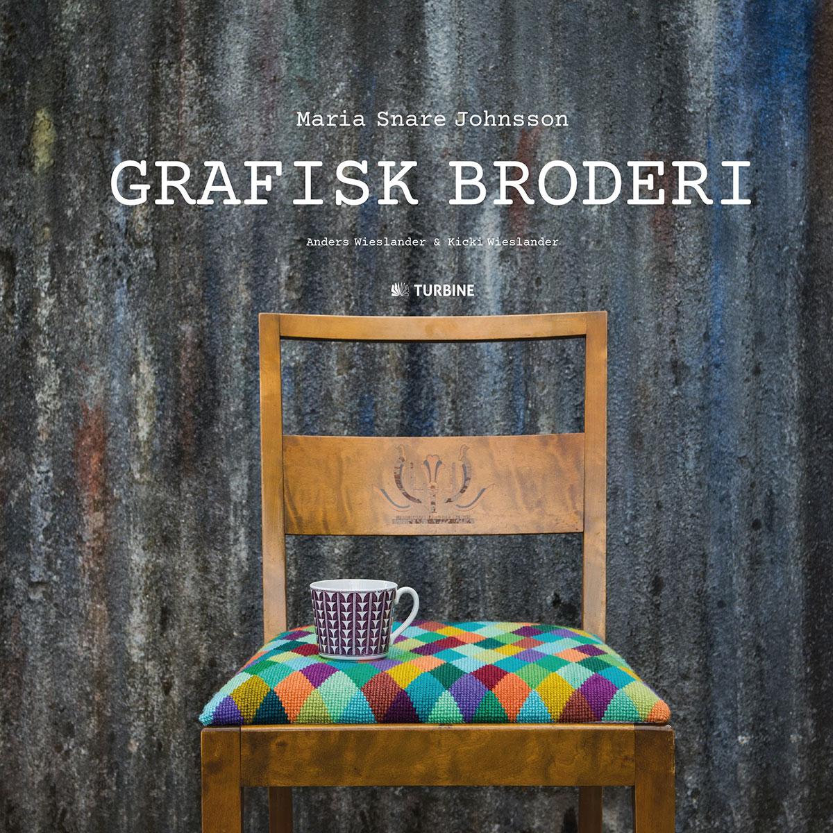 Image of   Grafisk broderi - Hardback