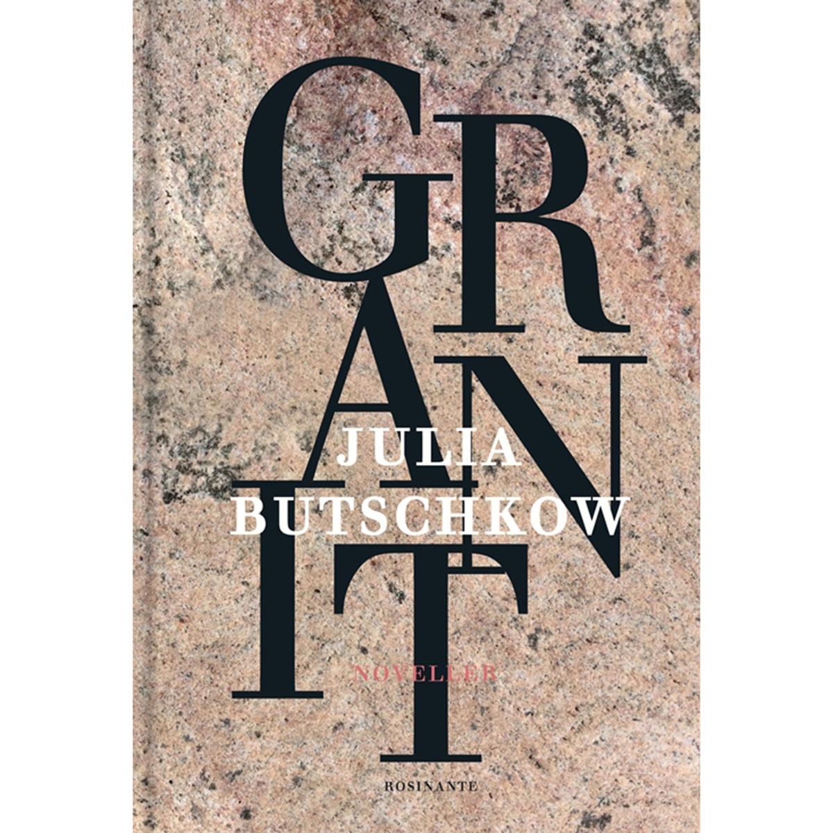 Image of   Granit - Indbundet