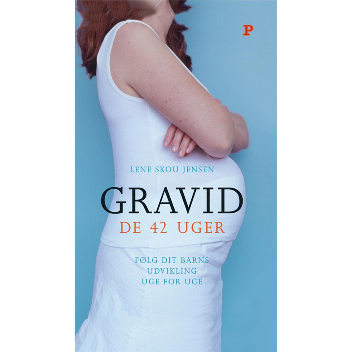 Image of   Gravid - de 42 uger - Indbundet