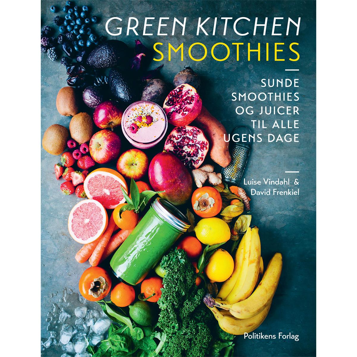 Image of   Green kitchen smoothies - Indbundet
