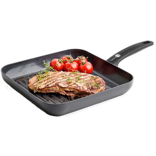 Image of   Greenpan grillpande - Cambridge - L 28 x B 28 cm