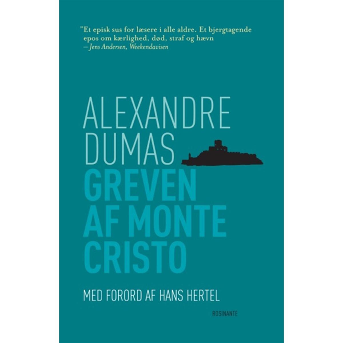 Image of   Greven af Monte Cristo - Hæftet