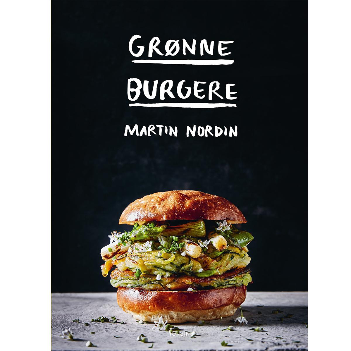 Image of   Grønne burgere - Hardback