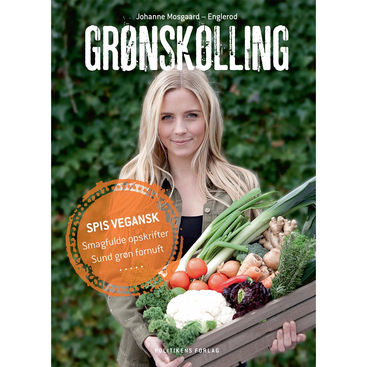 Image of   Grønskolling - Indbundet