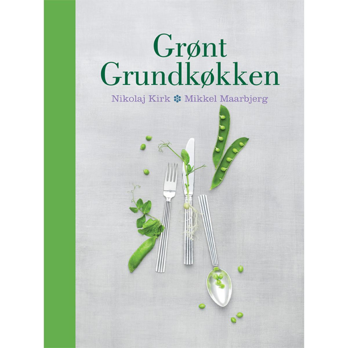 Image of   Grønt grundkøkken - Hardback