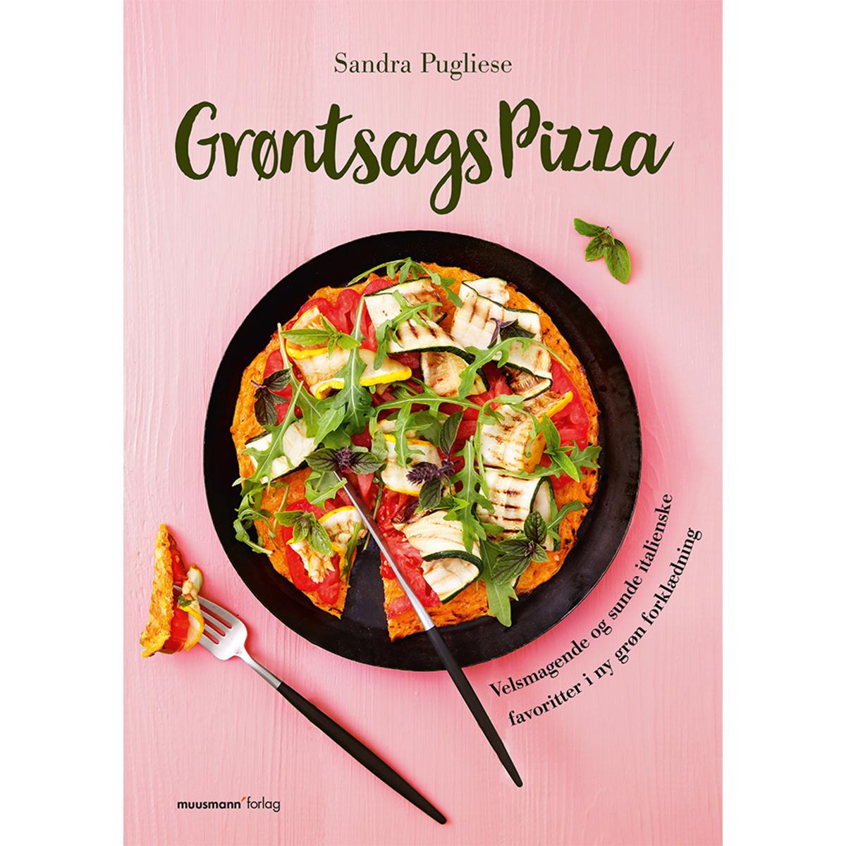 Image of   Grøntsagspizza - Hæftet