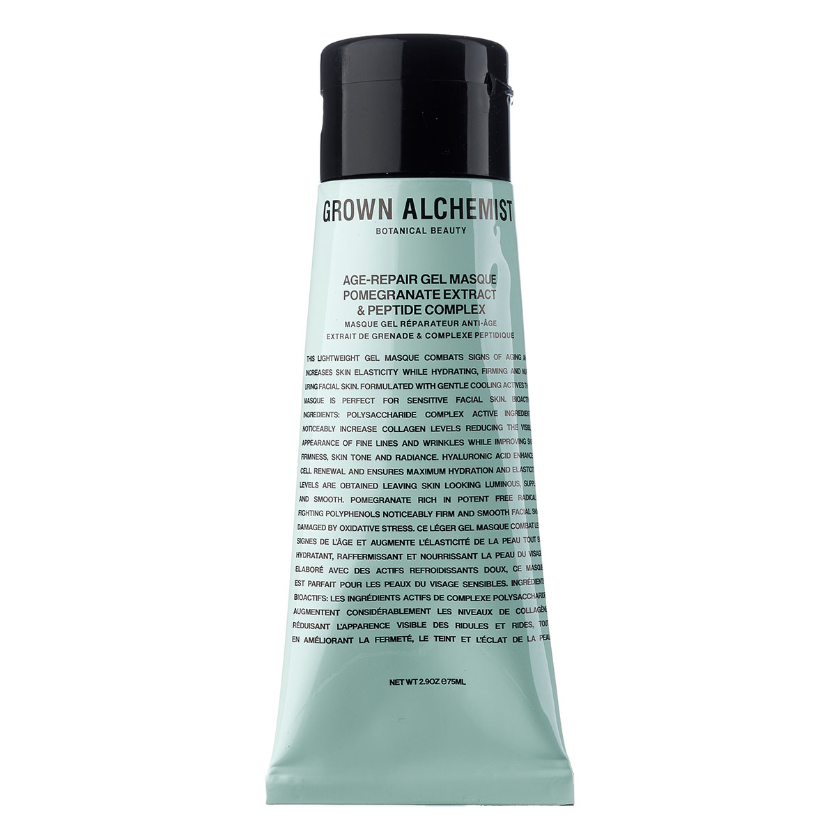 Image of   Grown Alchemist Age Repair Gel Masque - 75 ml