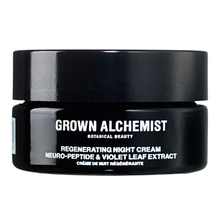 Grown Alchemist Regenerating Night Cream - 40 ml Udglatter og genopbygger huden