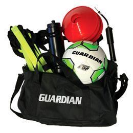 Guardian sportstaske med træningsudstyr