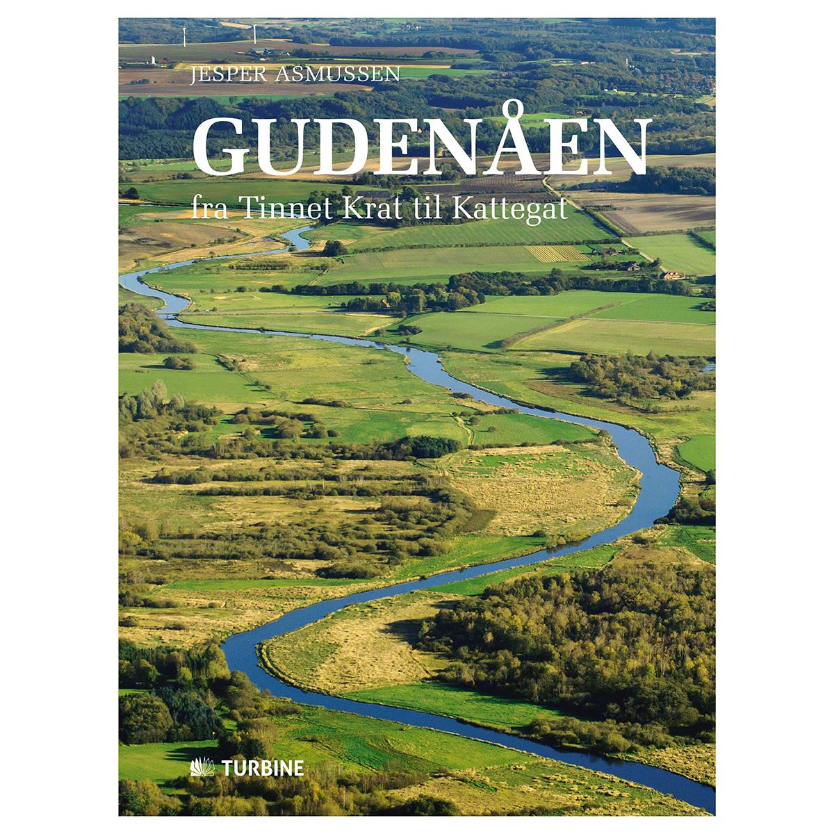 Image of   Gudenåen - Fra Tinnet Krat til Kattegat - Hardback