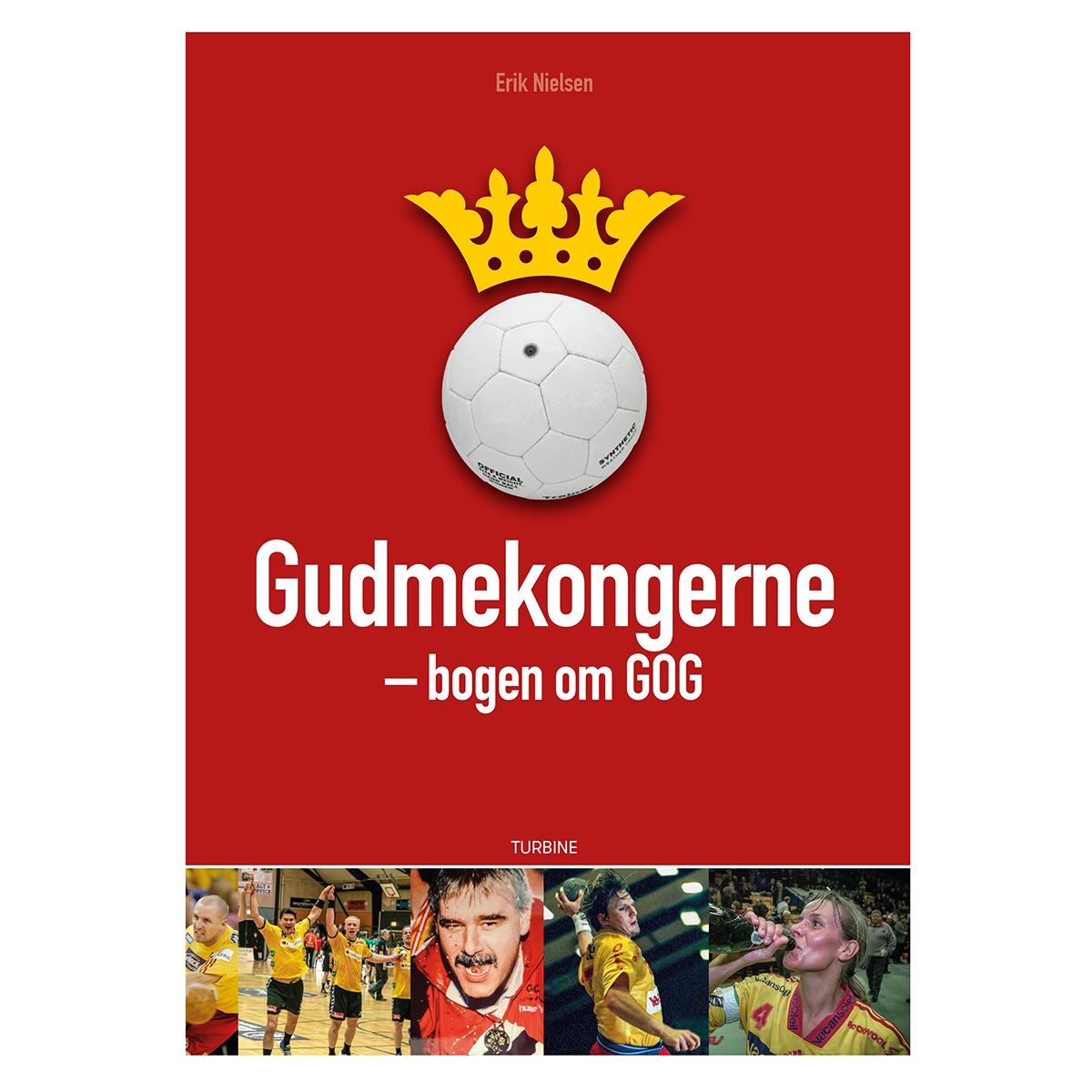 Image of   Gudmekongerne - Bogen om GOG - Hardback