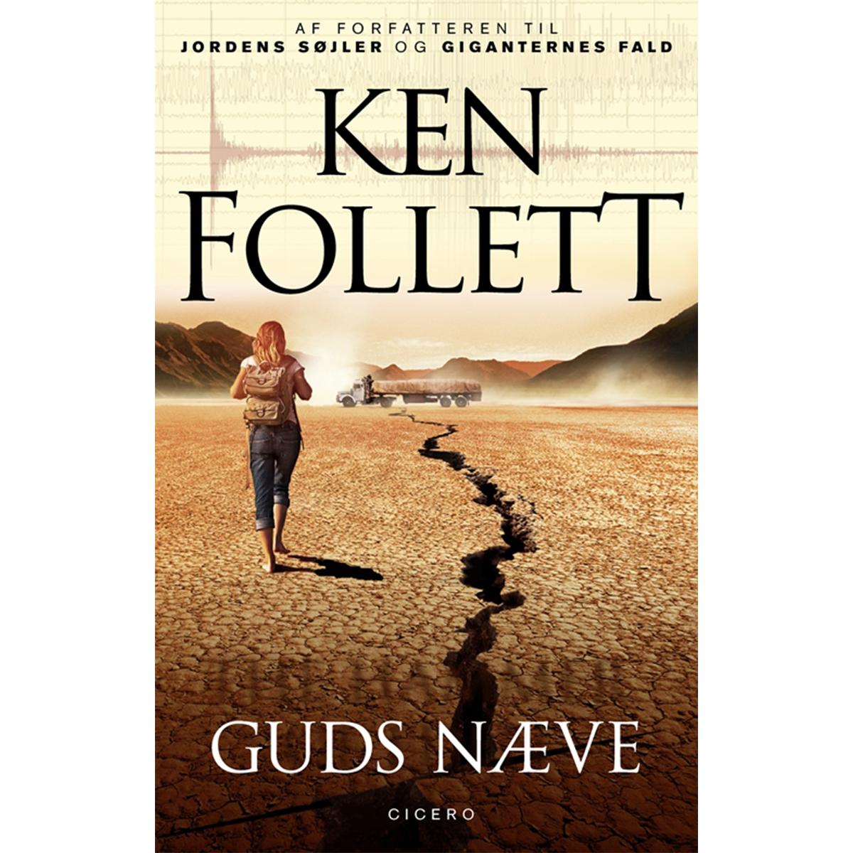 Image of   Guds næve - Paperback