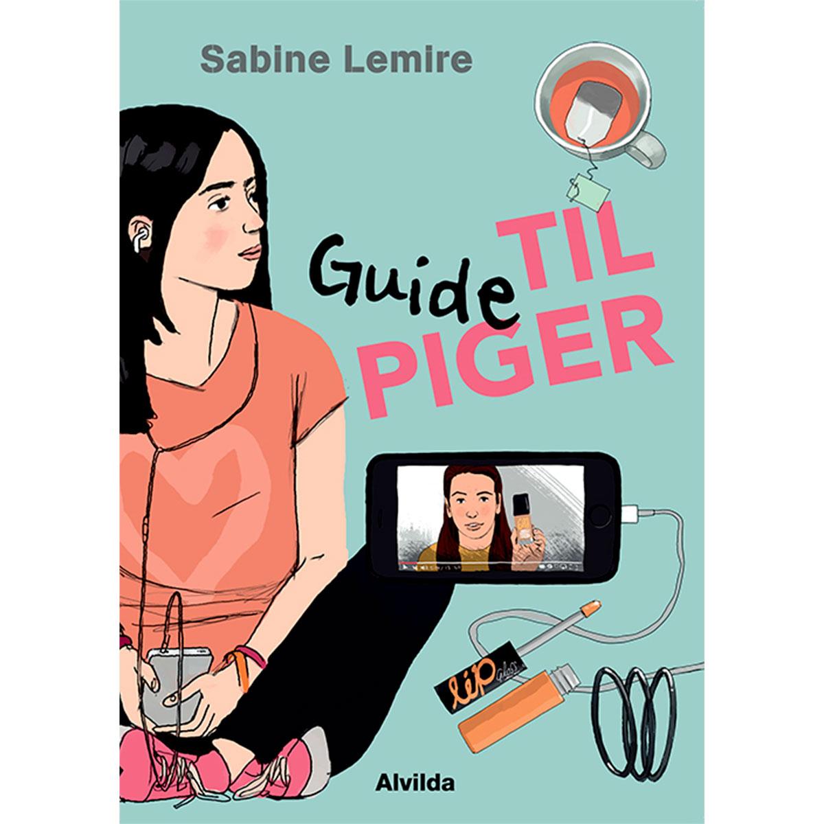 Guide til piger - Indbundet