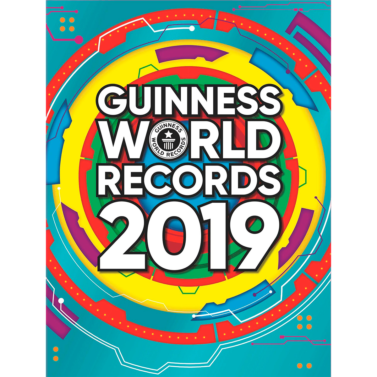 Image of   Guinness World Records 2019 - Indbundet
