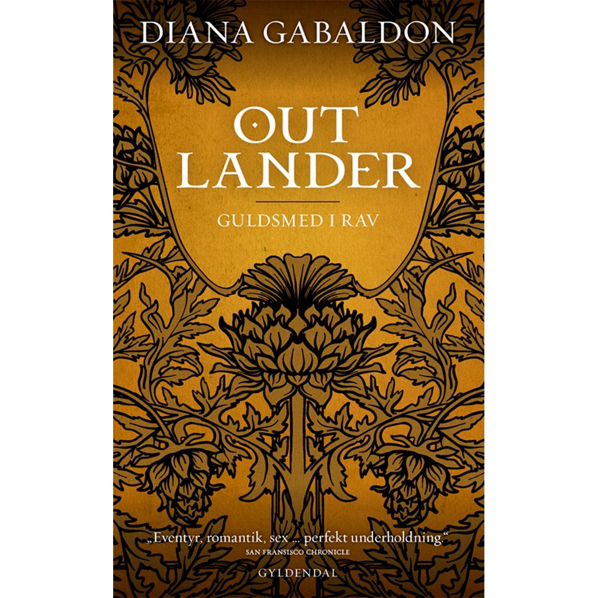 Image of   Guldsmed i rav - Outlander 2 - Paperback