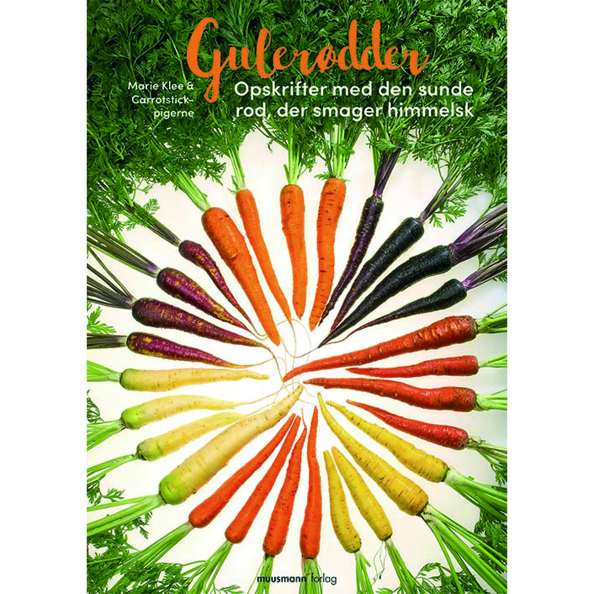 Image of   Gulerødder - Hardback