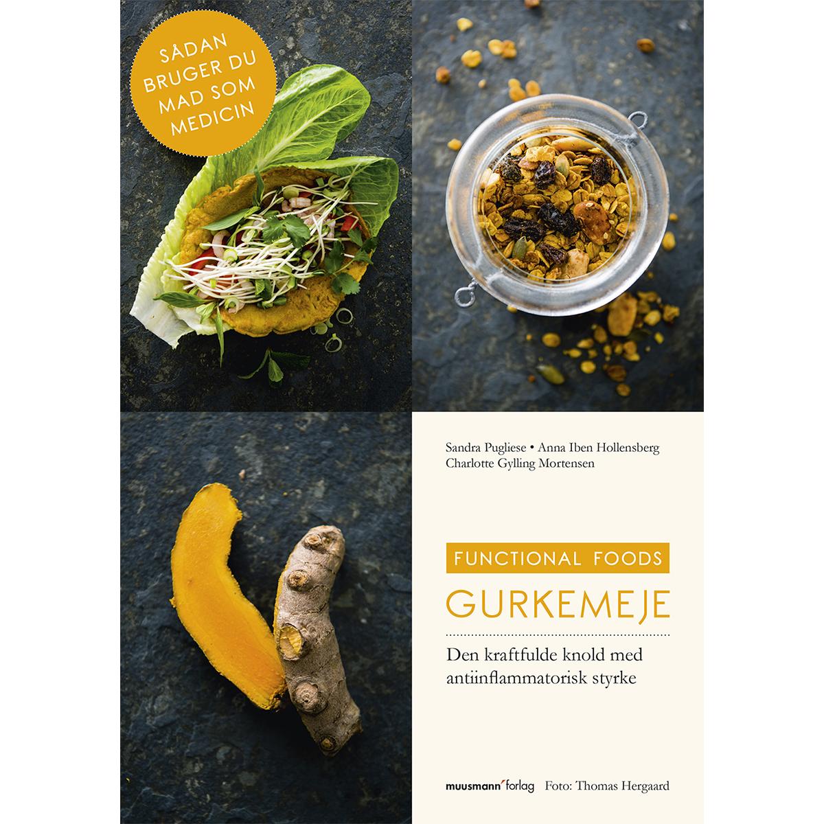 Image of   Gurkemeje - Paperback