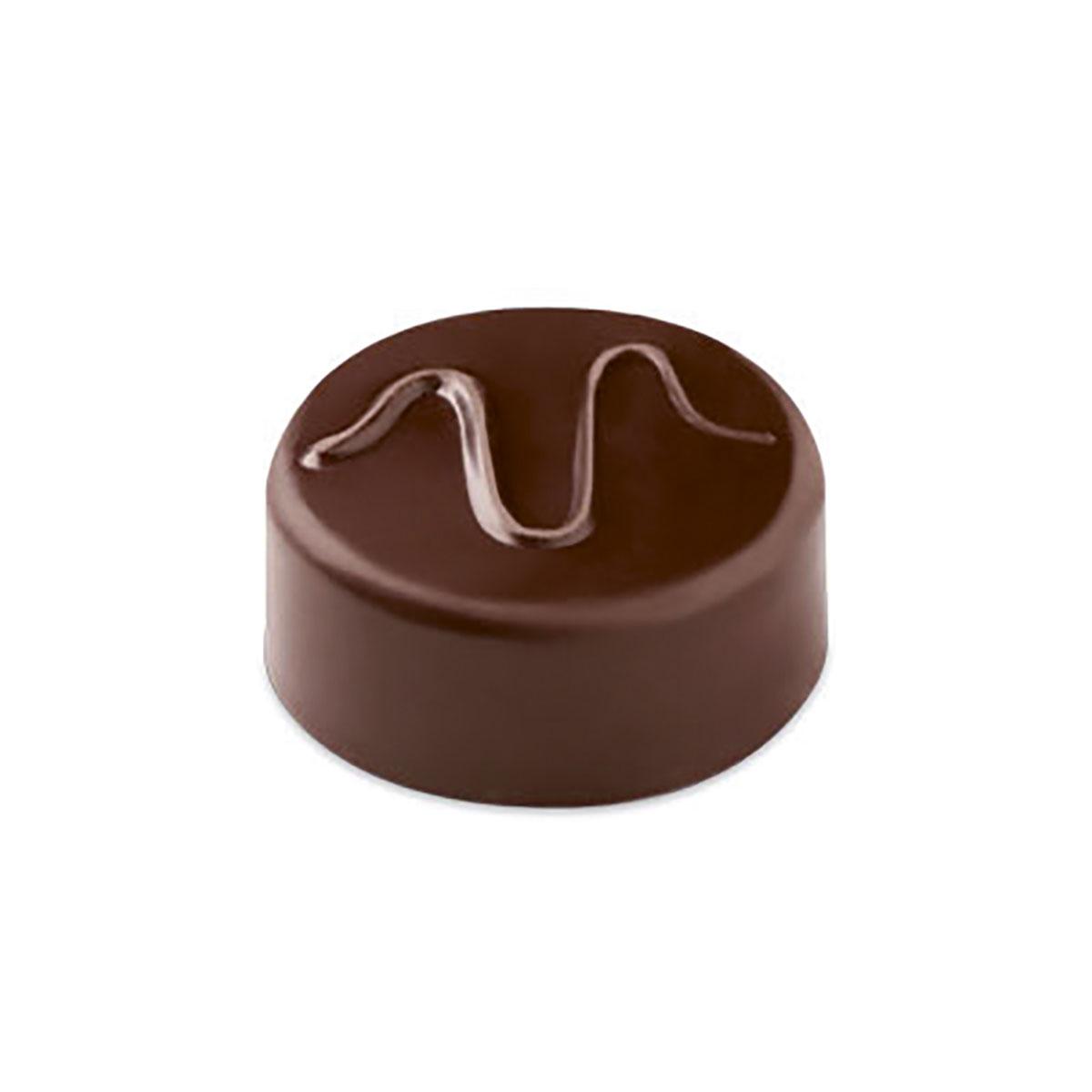 Image of   H. W. Larsen chokoladeform - Pavoni - Model 8PC102