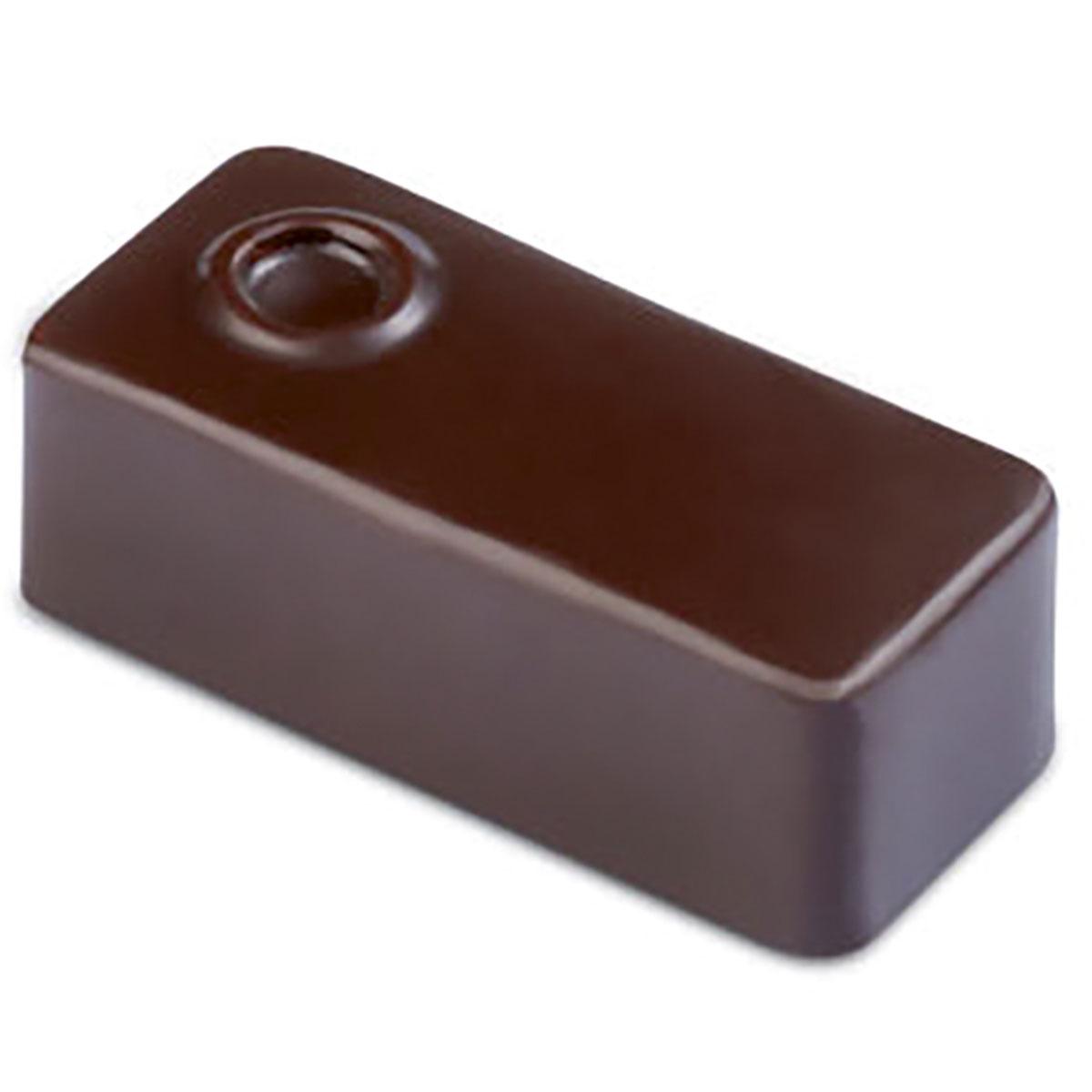 Billede af H. W. Larsen chokoladeform - Pavoni - Model 8PC108