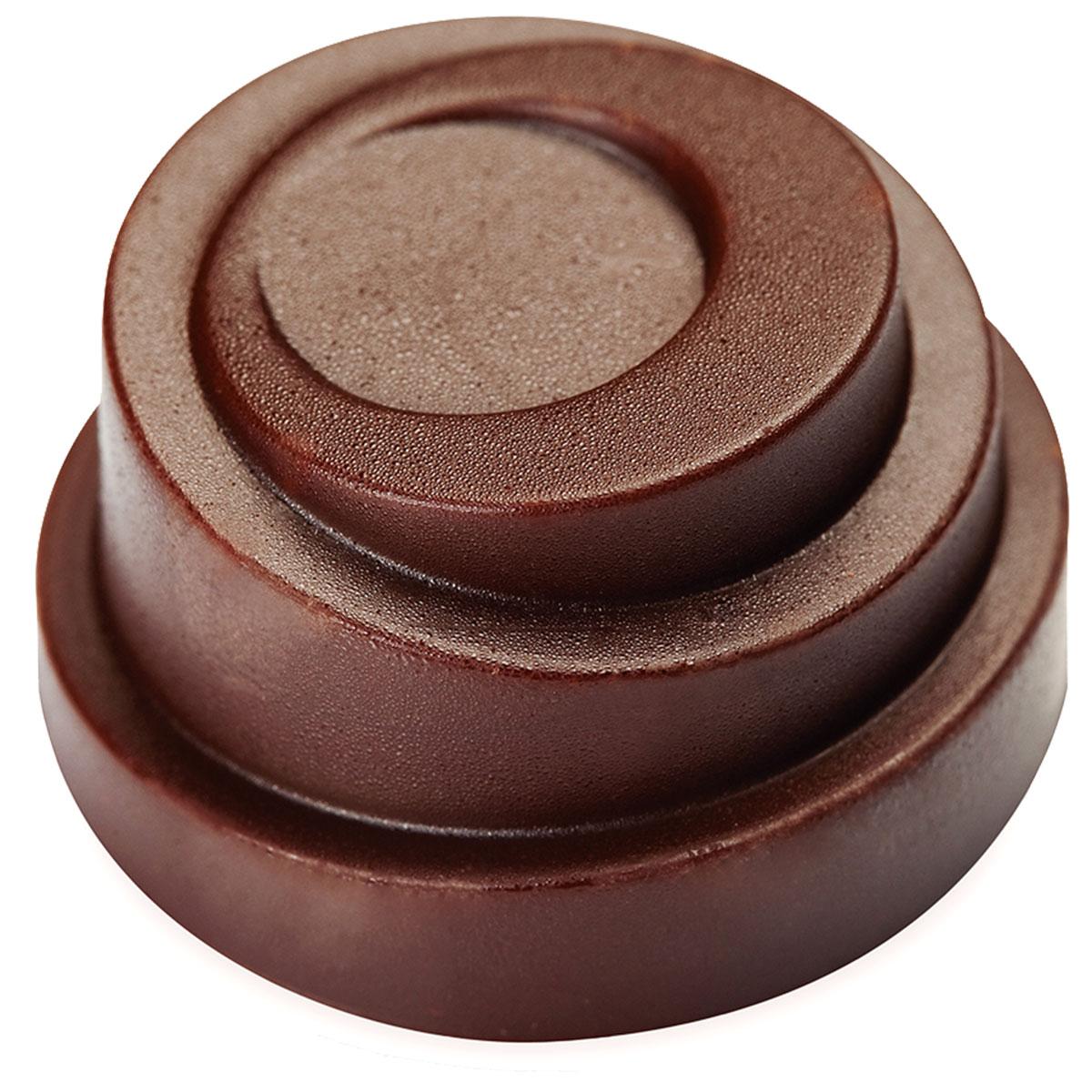 Image of   H. W. Larsen chokoladeform - Pavoni - Model 8PC11
