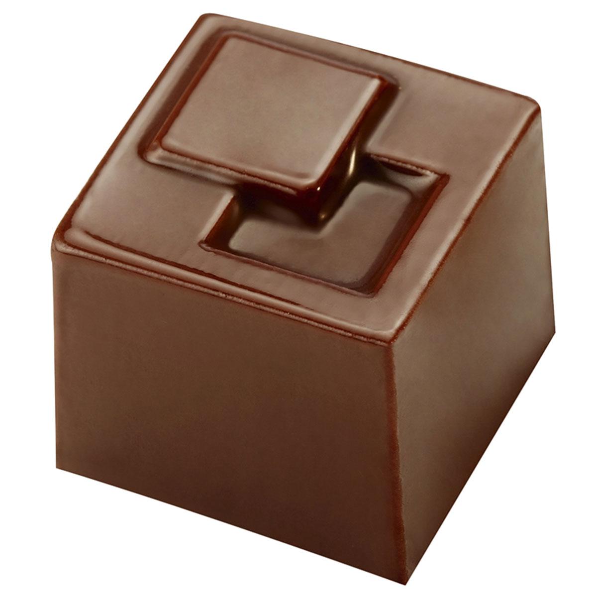 Image of   H. W. Larsen chokoladeform - Pavoni - Model 8PC13