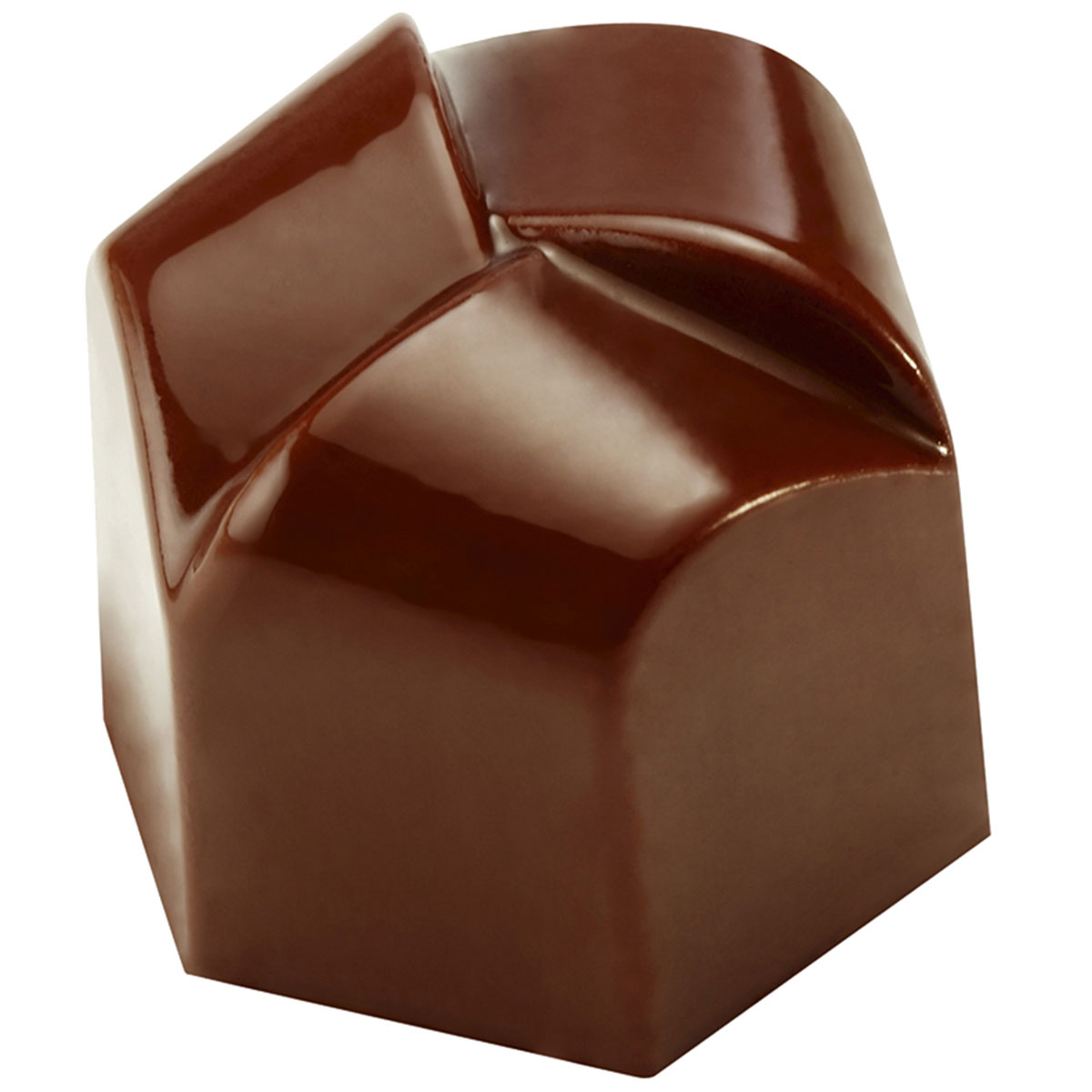 Billede af H. W. Larsen chokoladeform - Pavoni - Model 8PC15