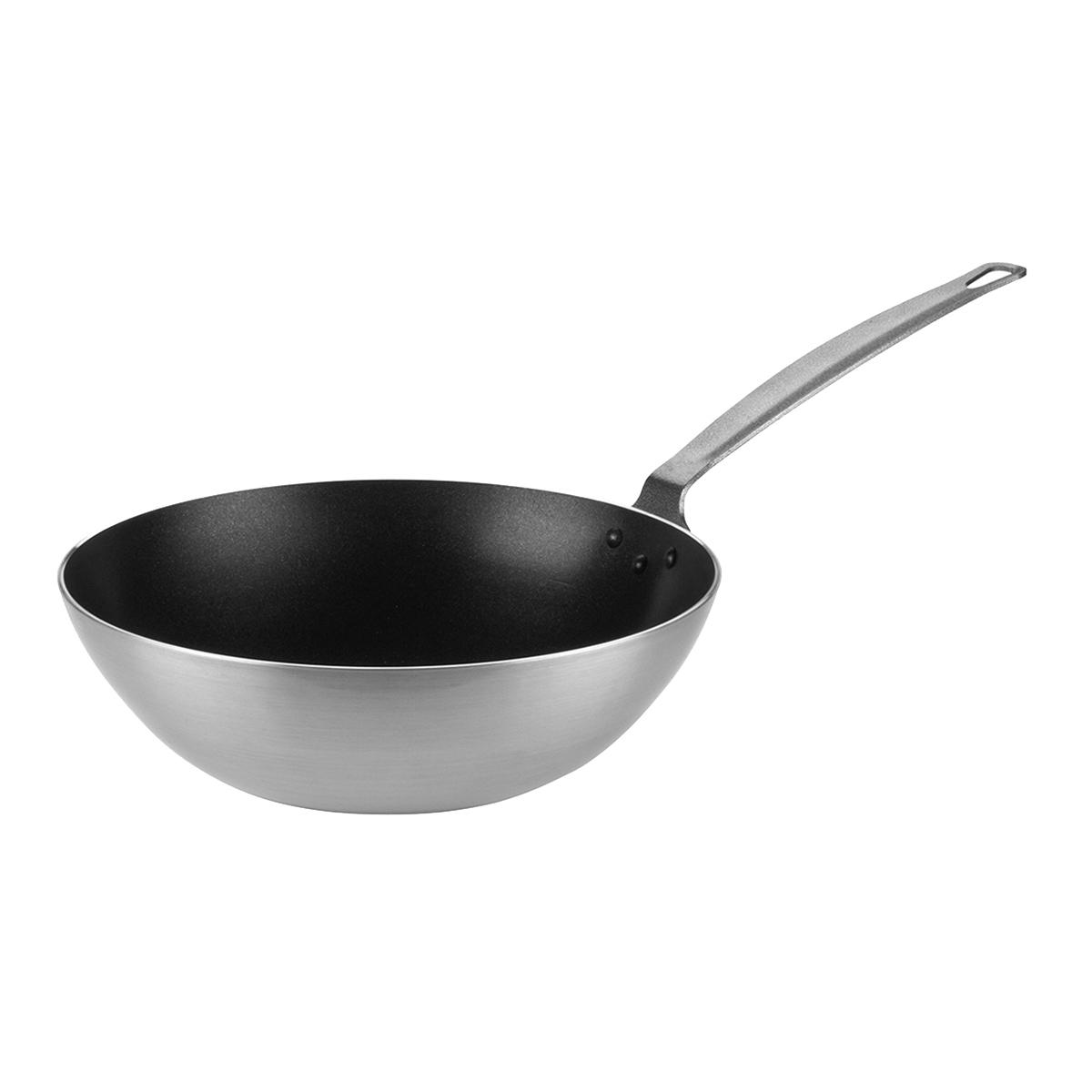 Image of   H. W. Larsen wokpande - Oztiryakile - Ø 30 cm
