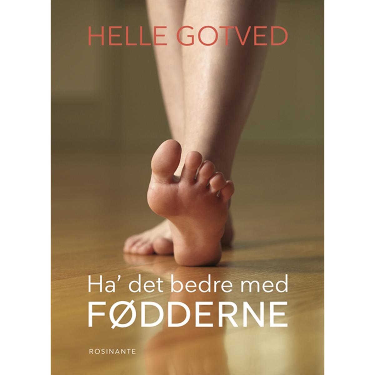 Image of   Ha det bedre med fødderne - Hæftet
