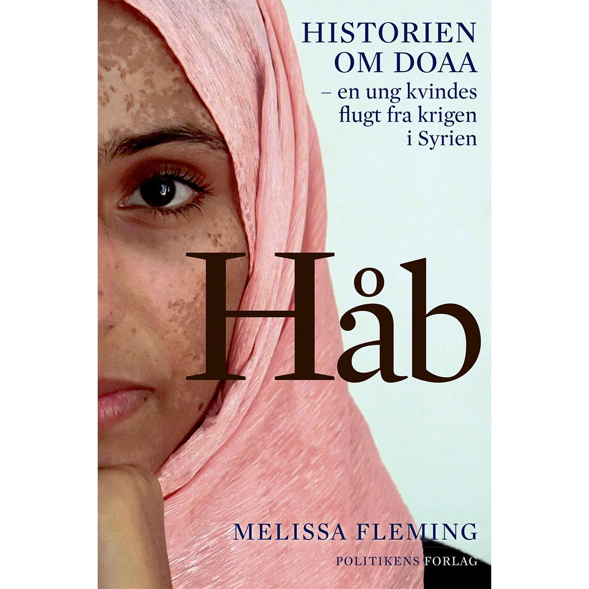 Håb - historien om Doaa - Hæftet