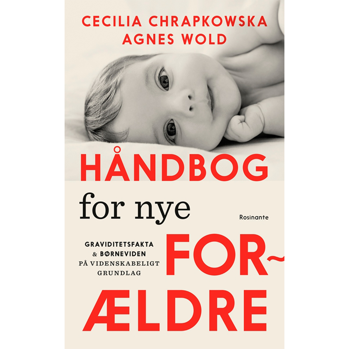 Image of   Håndbog for nye forældre - Hæftet