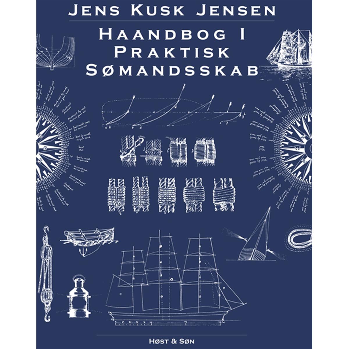 Image of   Haandbog i praktisk sømandsskab - Indbundet