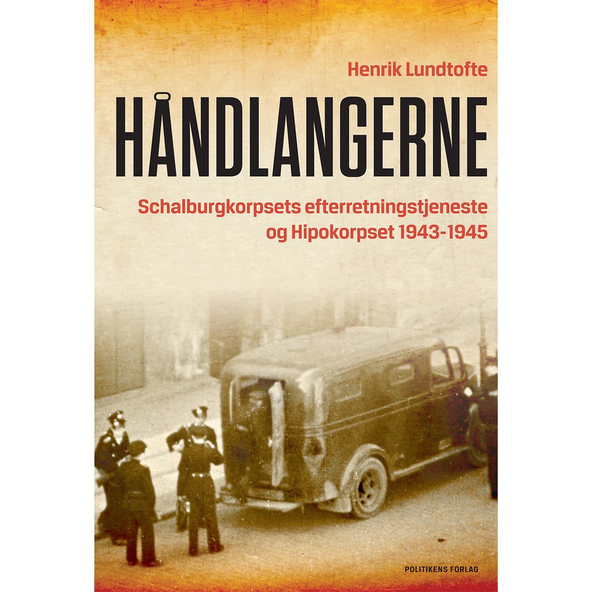Image of   Håndlangerne - Indbundet