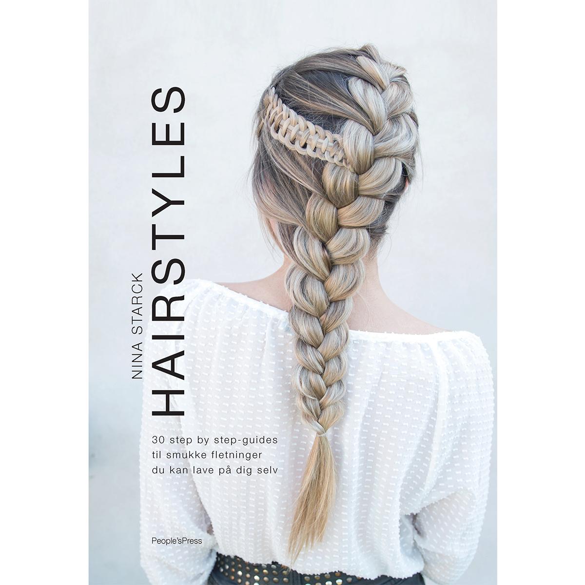 Image of   Hairstyles - Indbundet
