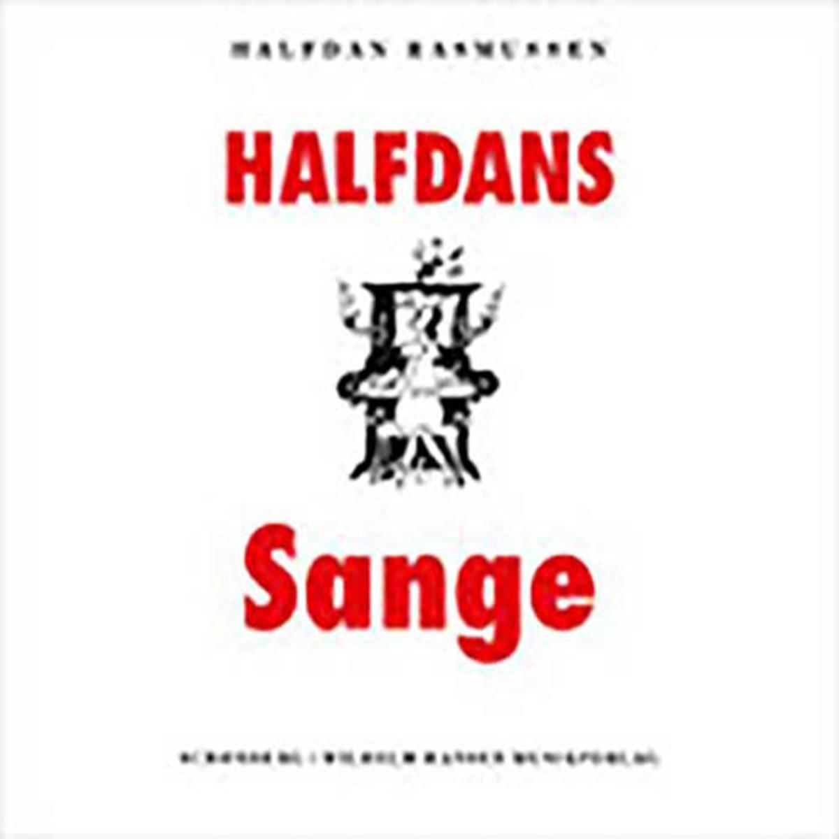 Image of   Halfdans sange - Hæftet