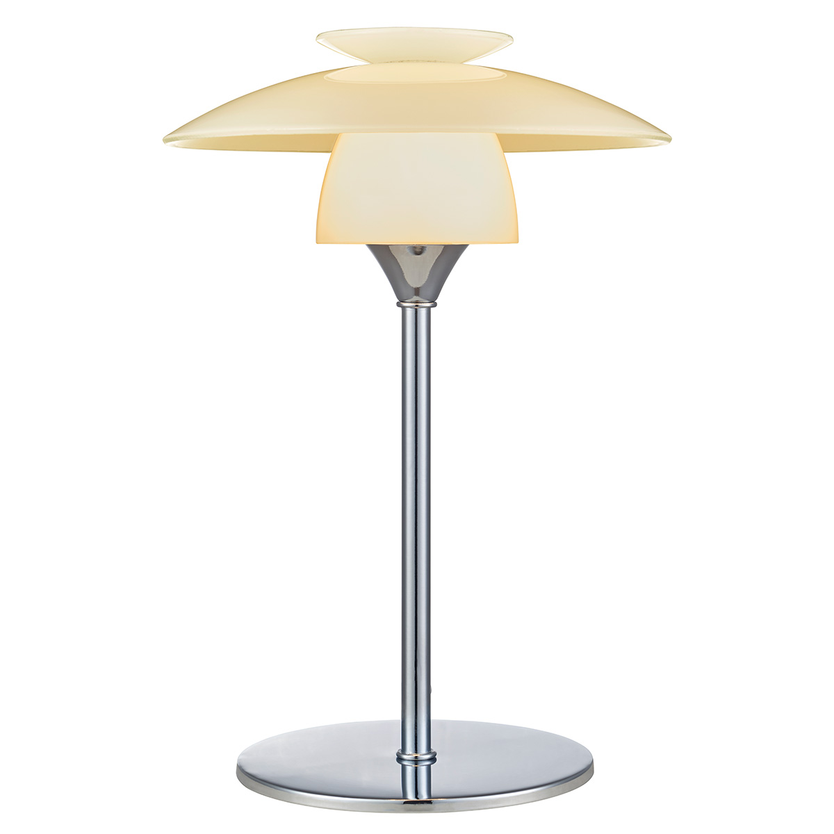 Image of   Halo Design bordlampe - Scandinavia - Glas