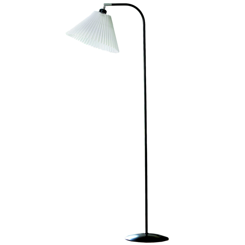Halo Design gulvlampe - Medina - Hvid/sort