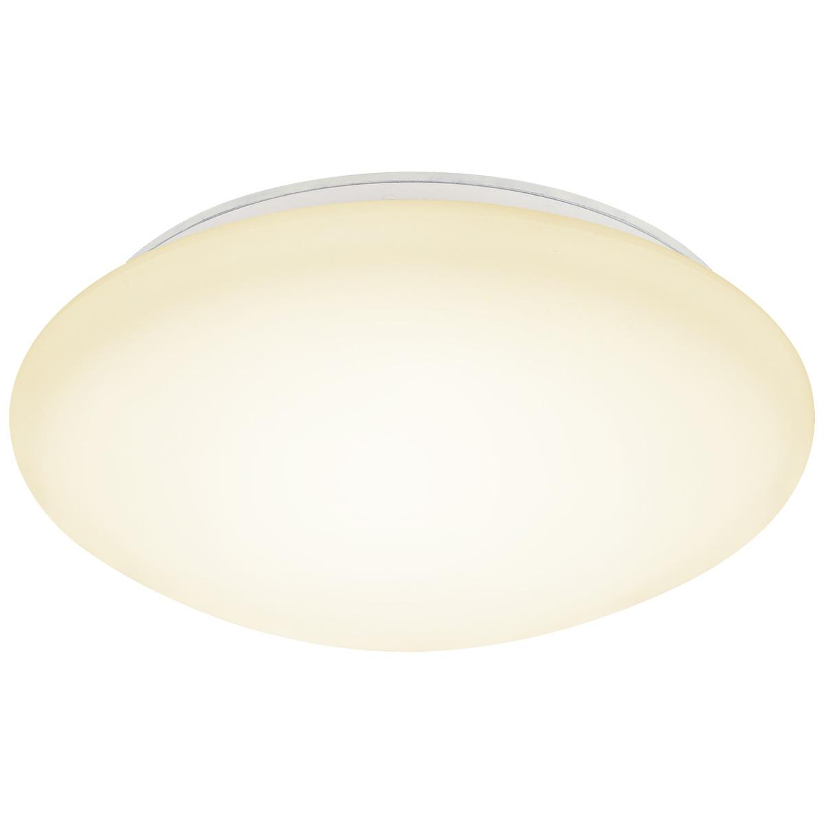 Image of   Halo Design LED-plafond med sensor - Hvid