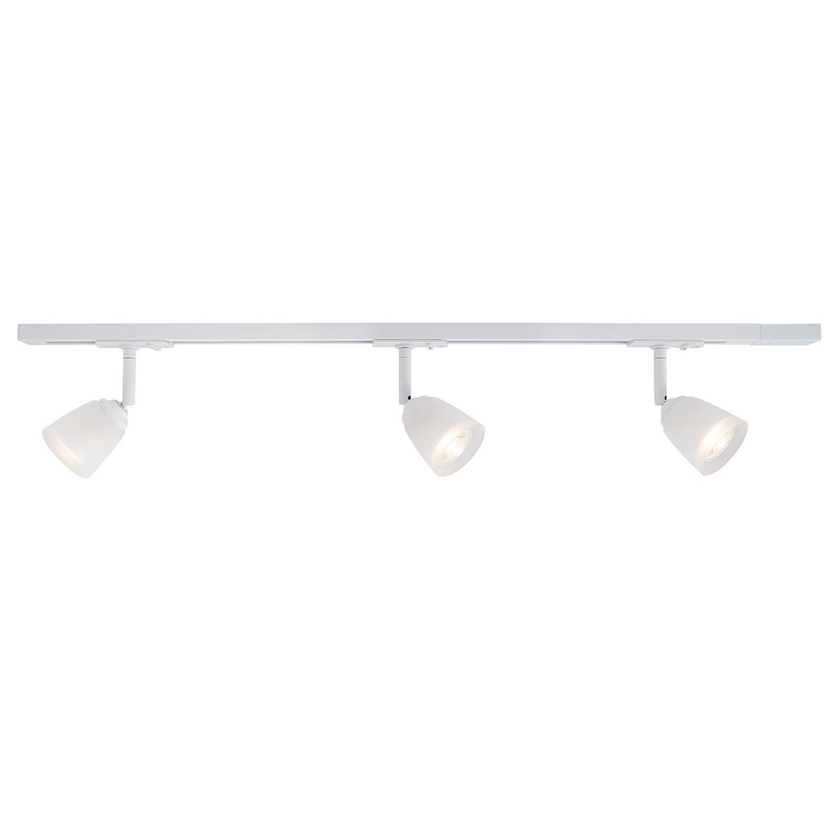 Image of   Halo Design loftlampe med spot - HaloTrack skinne-kit - Value - Hvid